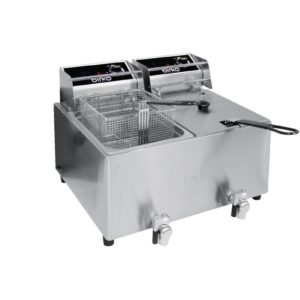 Birko Double Deep Fryer 1001004
