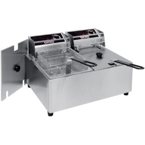 Birko Double Deep Fryer