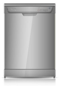 Goldenhood Freestanding stainless steel dishwasher 60cm 3 function