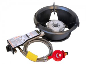 High Pressure LP Gas Burner