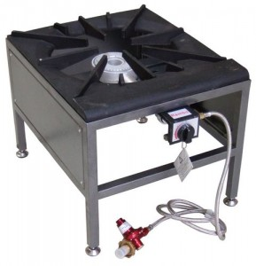 High Pressure Stockpot Burner