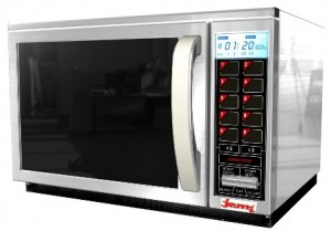 Jemi 1800W Commercial Microwave