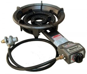Large Outdoor Gas Cooker Ring Burner
