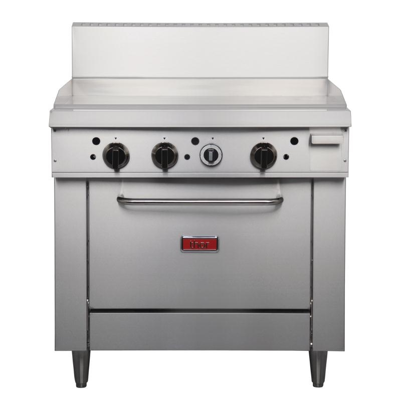 Stove With Griddle ~ Freestanding oven griddle burners cooking