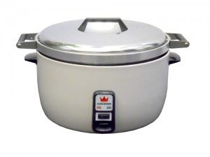 AusCrown 33 Cups rice cooker
