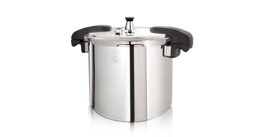 how to cook rice in pressure cooker on induction stove