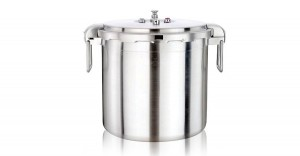 Goldenhod 30L large Pressure cooker