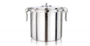 Goldenhod 30L large Pressure cooker