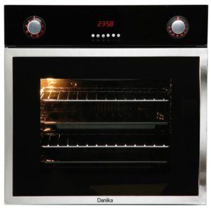 Side Opening Fan Forced Electric Oven