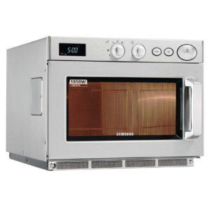 1850 W manual microwave