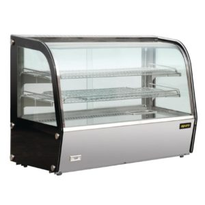 Heated Countertop Display Cabinet