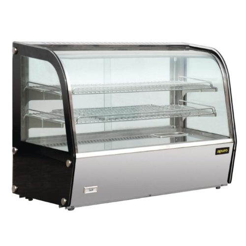 Countertop Dishwasher With Heated Dry : Heated Countertop Display Cabinets