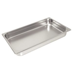 Heavy Duty Stainless Steel 1-1 Gastronorm Pan