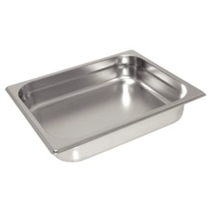 Heavy Duty Stainless Steel 1-2 Gastronorm Pan