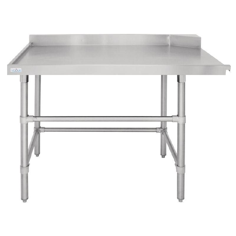 Dishwasher Table Dishwasher Outlet Table - Stainless steel dishwasher table