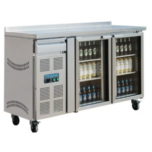Premium bar fridge (2 Door)