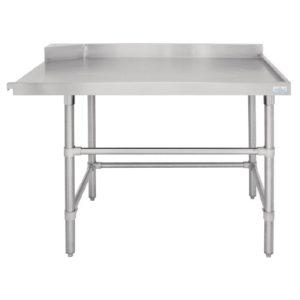 RH Dishwasher Outlet Table