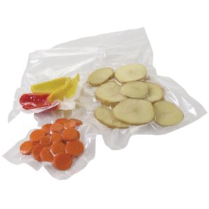 Sealed Vacuum Bags 50 qty