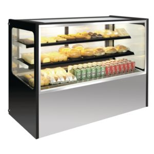 standing display cabinets