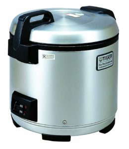 Tiger Commercial Rice Cooker